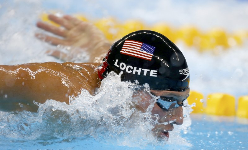 Ryan Lochte suspended for a year after swimmer uses banned IV drip
