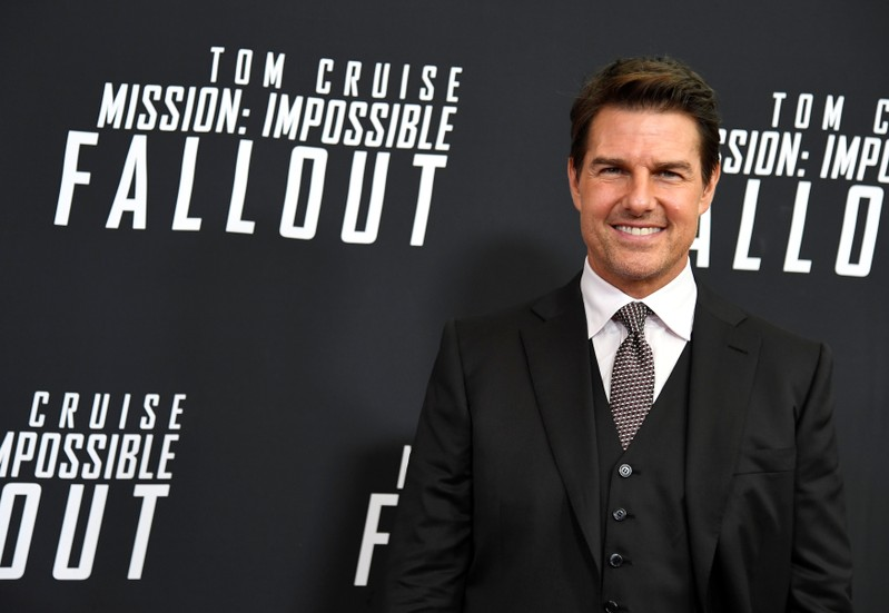 Source Exclusive From Angela Bassett: MISSION: IMPOSSIBLE - FALLOUT