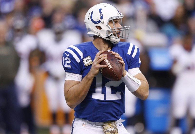 FILE PHOTO: NFL: Denver Broncos at Indianapolis Colts