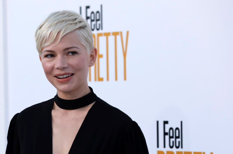 Michelle Williams quietly weds musician Phil Elverum