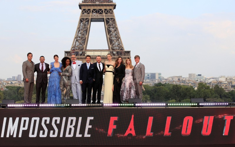 'Mission: Impossible - Fallout' Dominates Weekend Box Office!
