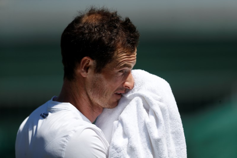 FILE PHOTO: Wimbledon Preview