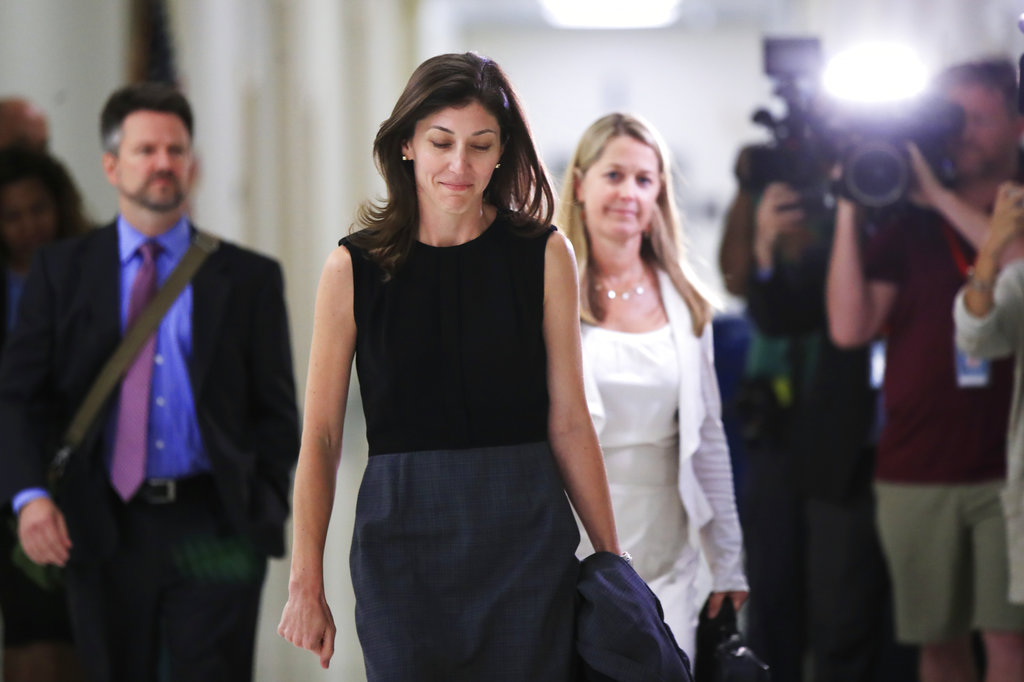 931363dff231 Former FBI lawyer Lisa Page said to be 'cooperative' during Capitol Hill  meeting about anti-Trump texts