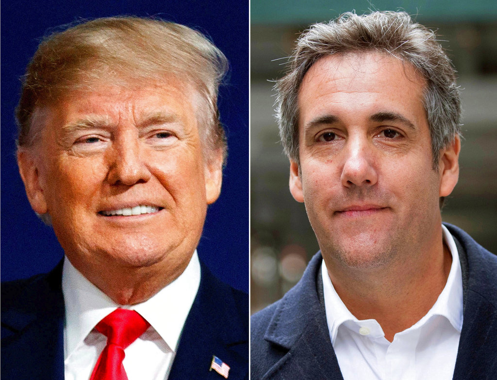 Michael Cohen ready to tell special counsel Trump knew about 2016 meeting