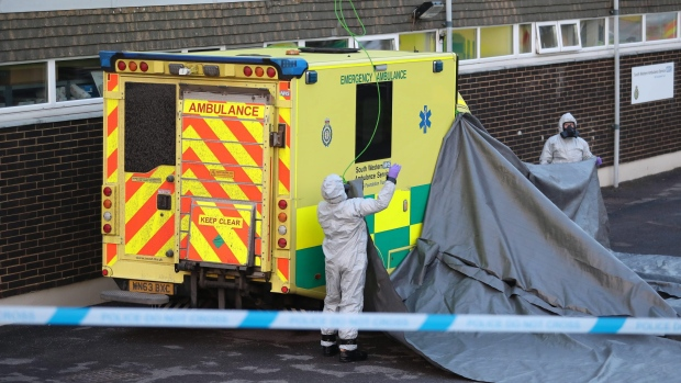 Britain has identified Russians suspected of Skripal nerve attack: PA