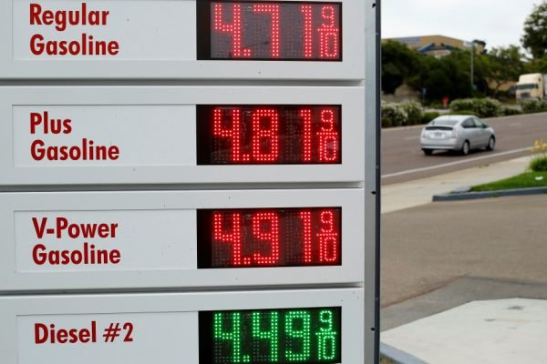 Gas Prices to Surge