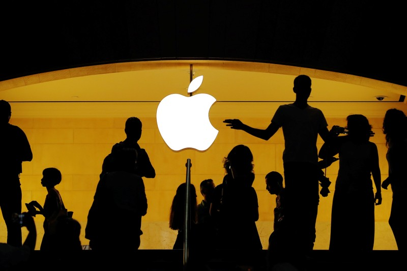 Apple closes in on becoming the world's first US$1 trillion company