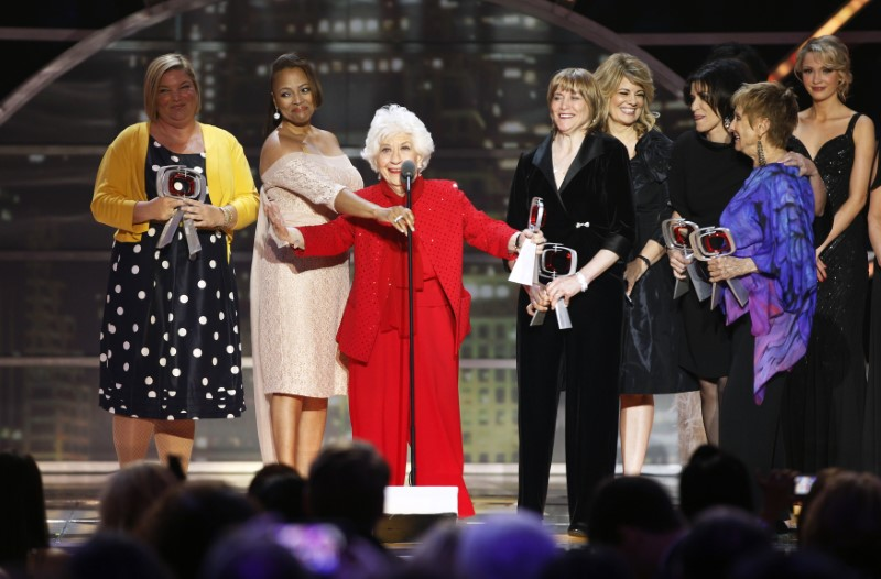 Charlotte Rae, star of 'Facts of Life,' dies at 92