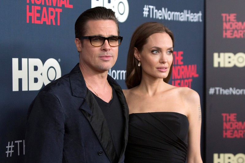 Brad Pitt says he has given Jolie millions since split