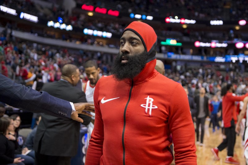 James Harden Named In Police Report After Nightclub Fight