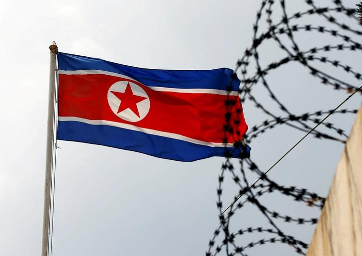 US blacklists Chinese, Russian companies for breaking North Korea embargo