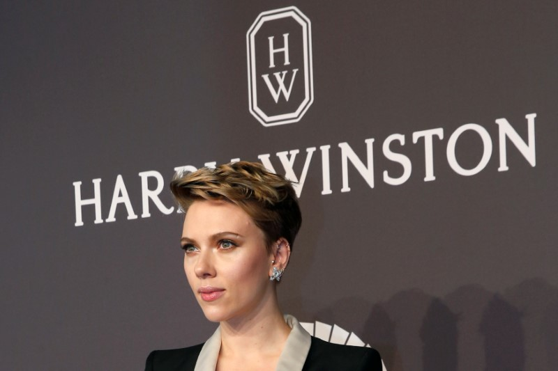 Scarlett Johansson is highest paid actress for 2018
