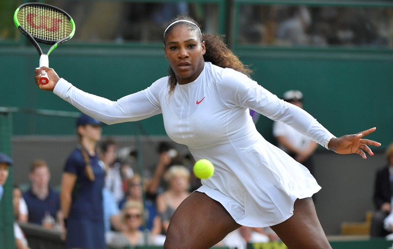 Serena Williams remains the best paid sportswoman