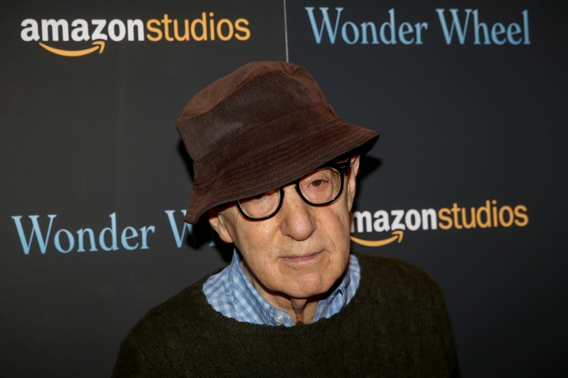 Woody Allens latest film release in doubt, possibly as #TimesUp