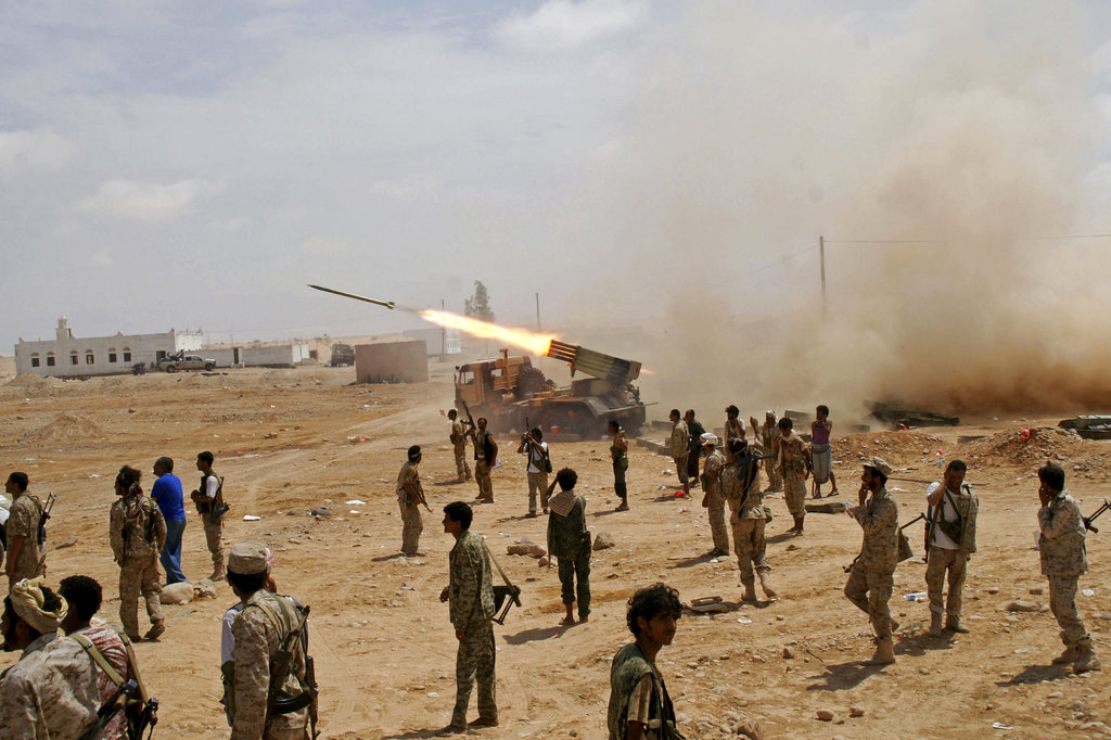 Backed coalition in Yemen 'secretly PAYING al-Qaeda to leave'