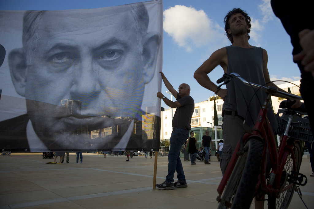 New Law in Israel Sparks Backlash from Arab Minority Group