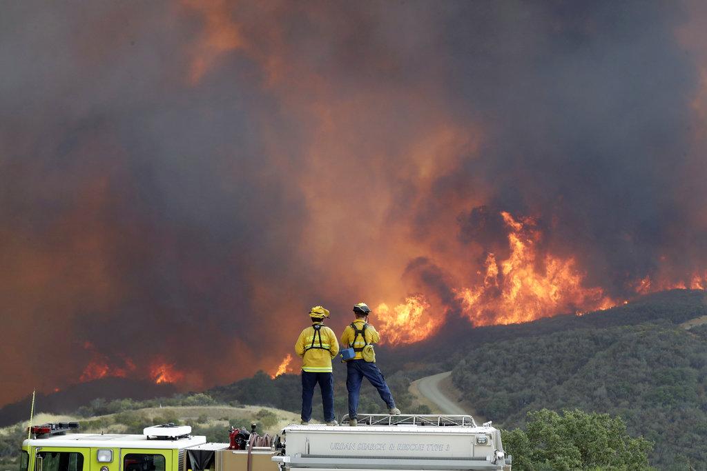 San Jose crews help battle massive Mendocino Complex, Carr fires