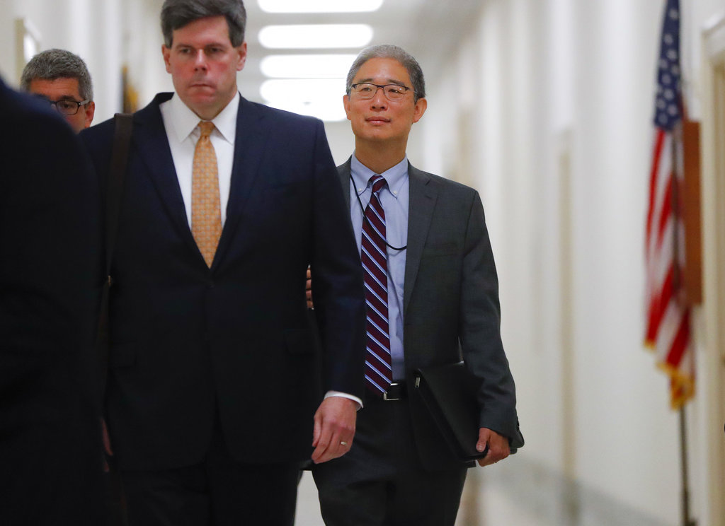 Who is Bruce Ohr, who keeps appearing in Trump's tweets?