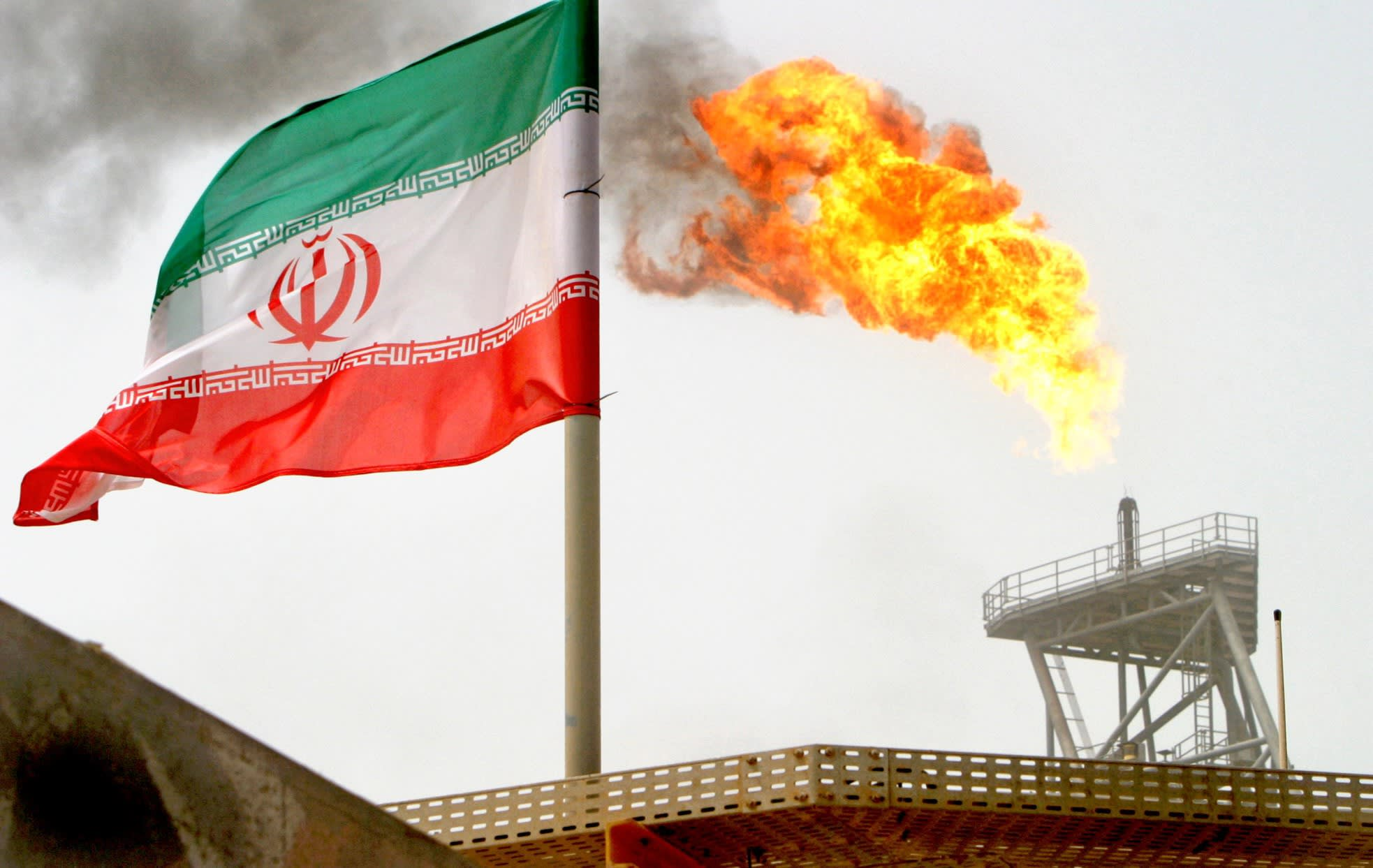 India's Iranian oil intakes jump to record high in July