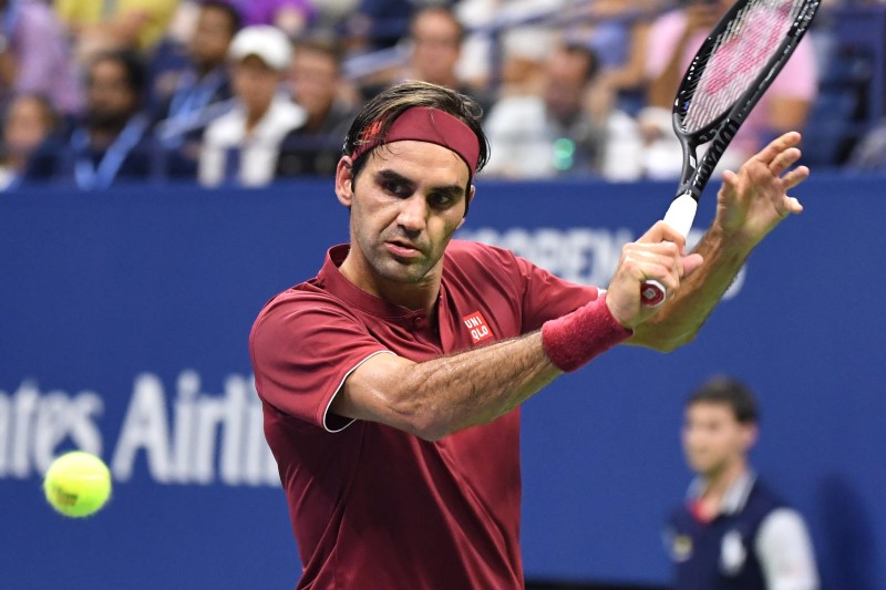 Black night as Roger Federer, Maria Sharapova crash at US Open