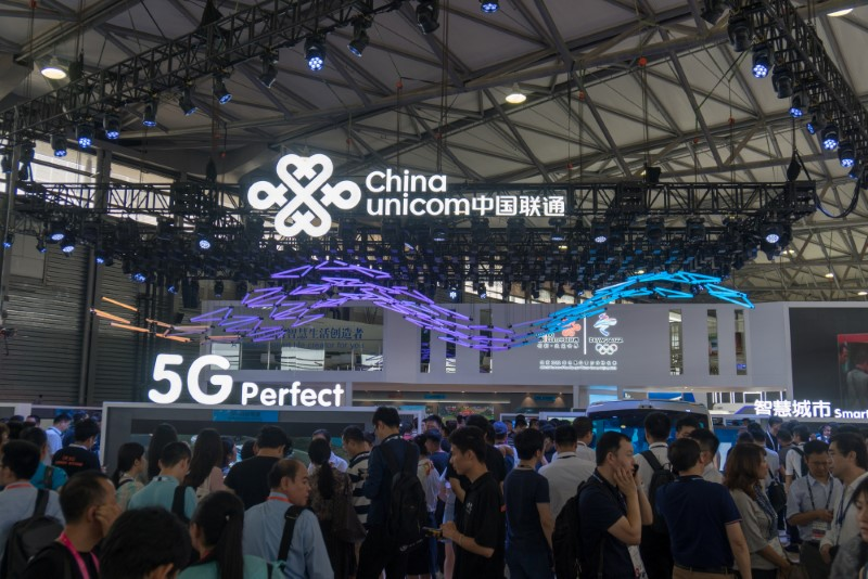 China considers merging two major mobile operators in 5G push