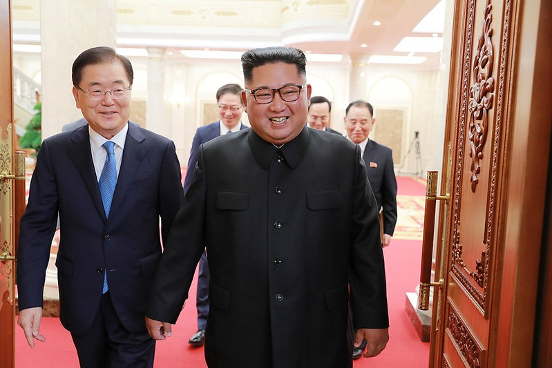Trump thanks Kim for 'unwavering' support