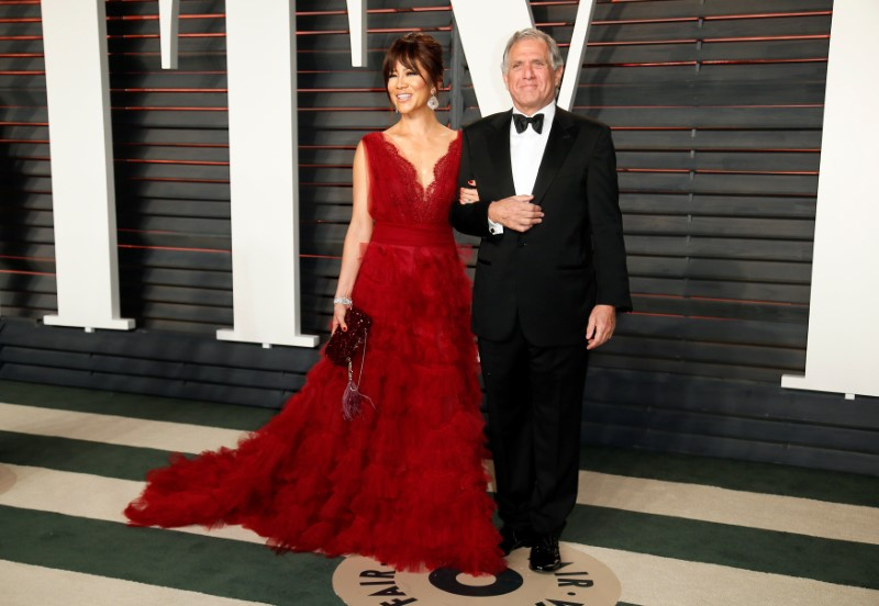 Julie Chen, Wife of Les Moonves, to Leave 'The Talk' on CBS