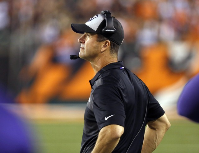 Ravens fined by National Football League for violating on-field communication policy in preseason