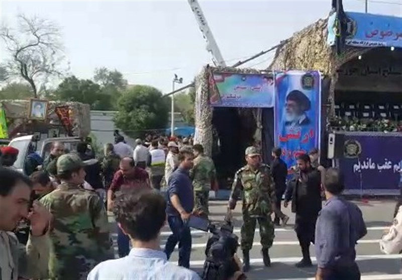 Iran holds USA, allies accountable for terror attack