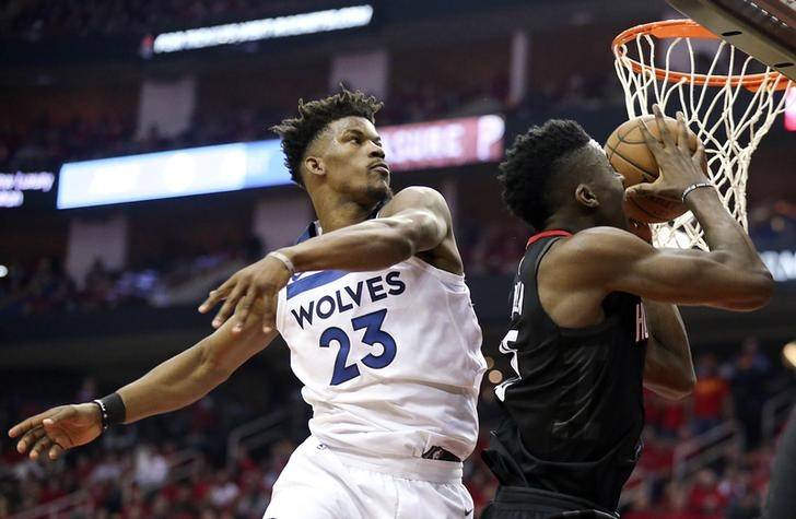 Cleveland Cavaliers entering mix for Jimmy Butler
