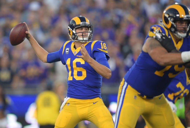 Minnesota Vikings at Los Angeles Rams: Week Four Game Preview