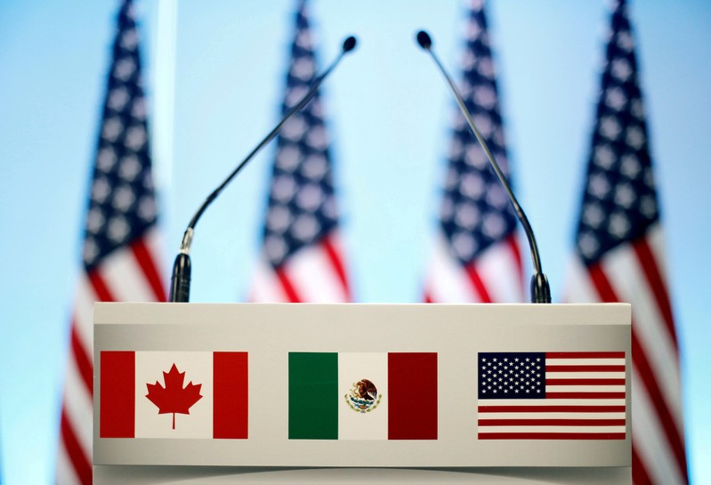 US, Mexico, Canada agree on new free trade pact