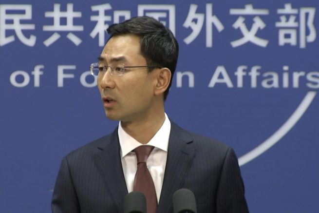 China says USA should not politicize state media amid FARA demands