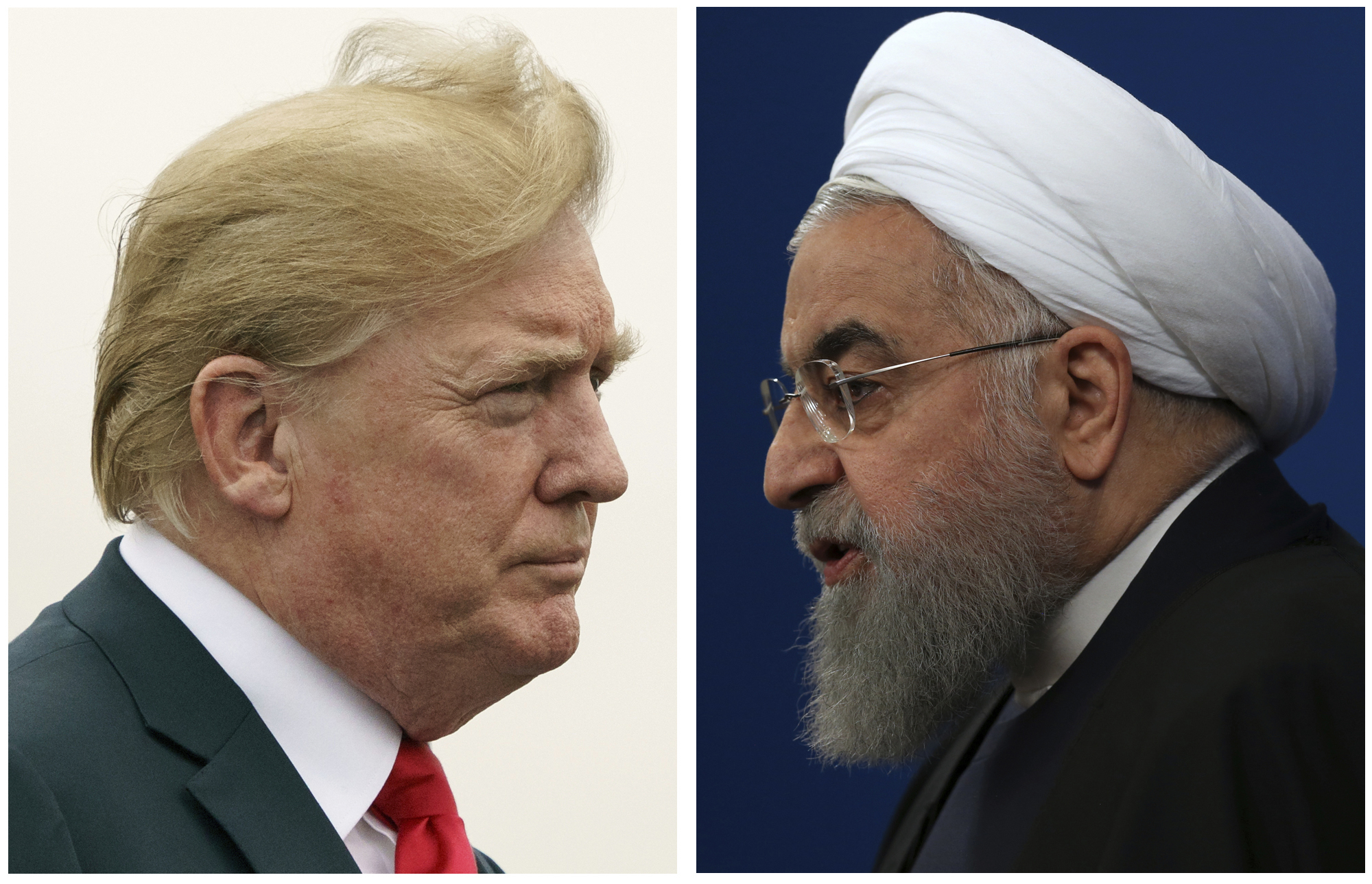 Rouhani warns Trump will suffer same fate as Saddam