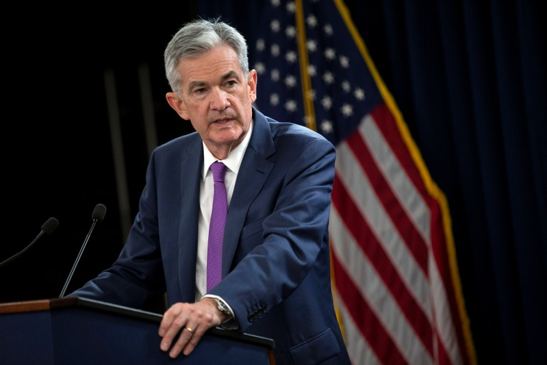 Fed chair does not see signs of inflation spike