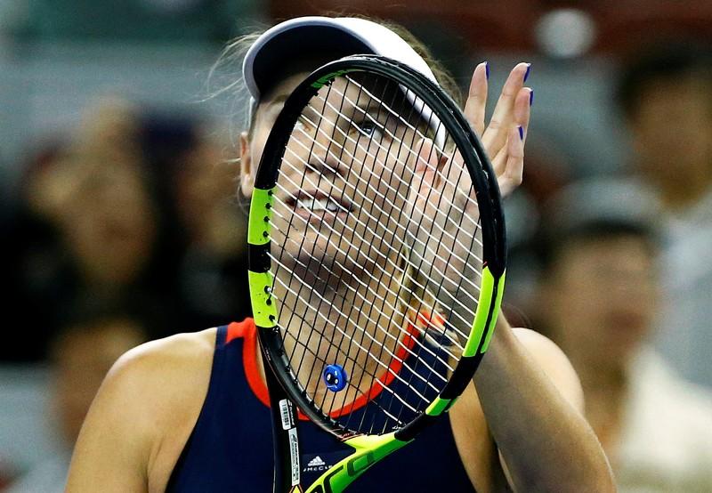 Naomi Osaka defeats Julia Goerges, advance to quarterfinals at China Open
