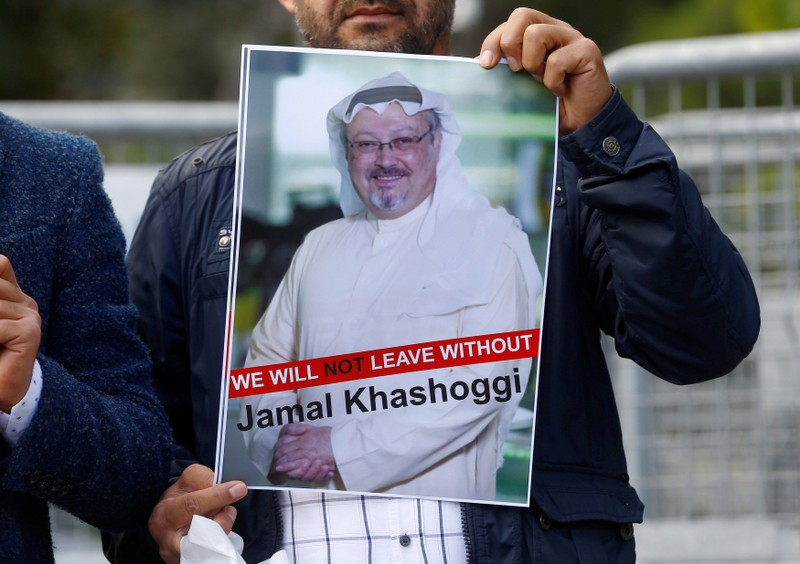 Turkish police focus on 7 suspects in Khashoggi case