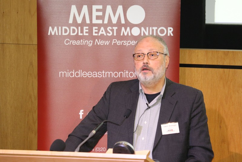 U.S.  newspaper publishes 'last piece' by missing Saudi journalist