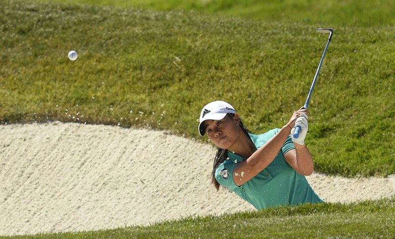 Ariya joint 2nd as American Kang claims LPGA Shanghai title