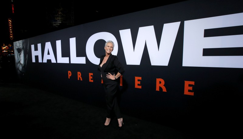 Jamie Lee Curtis' Boast About 'Halloween' Opening Is Scary Good For Women