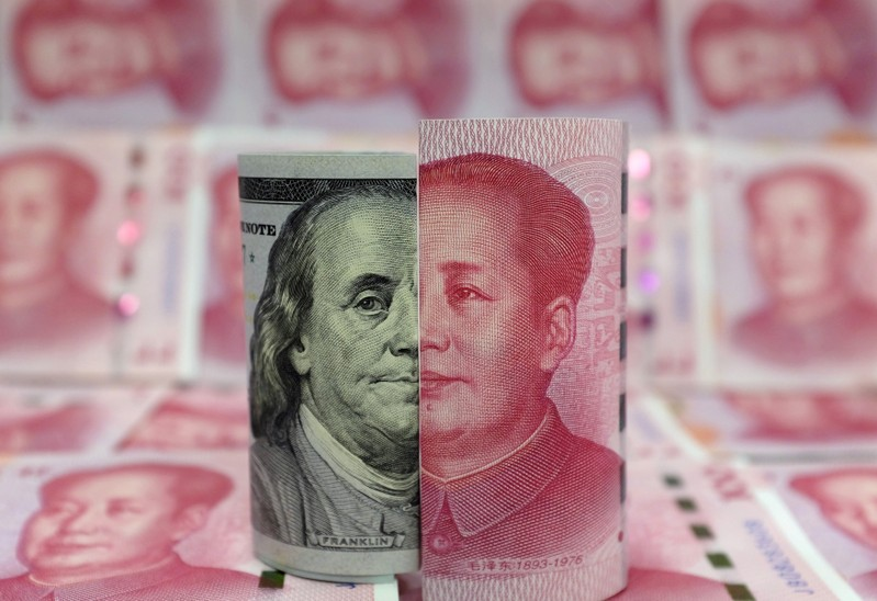 China able to keep yuan stable, cope with external risks