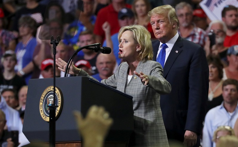 Trump to Head to MS to Boost Hyde-Smith in Runoff