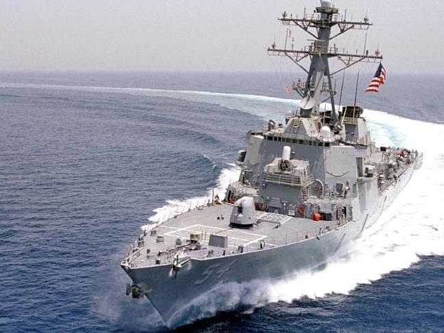 US Warships Sail Through Taiwan Strait Amid Trade War With China