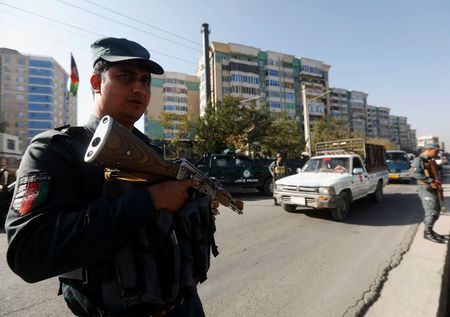 Top Afghan police chief killed, 3 Americans wounded in Kandahar attack