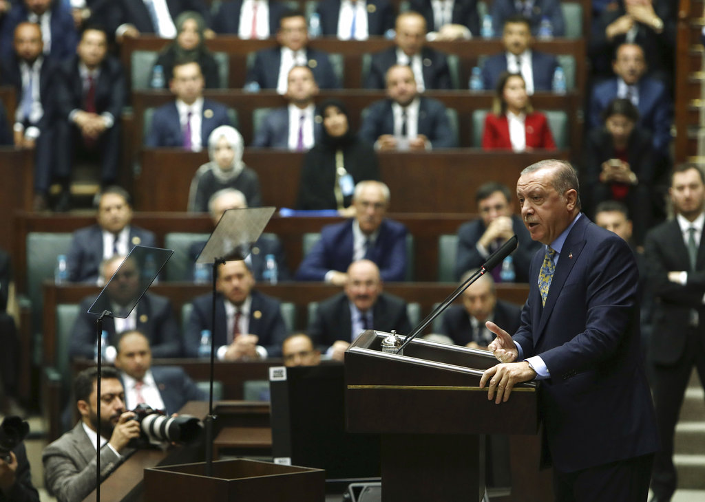 Murderers of Saudi reporter must be convicted in Turkey - Erdogan
