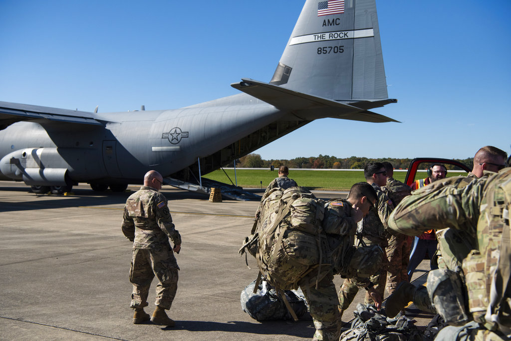 6 local military bases will support new troops deployed to border