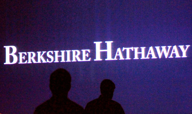 Berkshire profit doubles as Buffett's insurers withstand storms