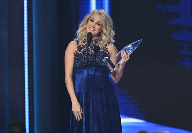 52nd Country Music Association Awards - Show - Nashville, Tennessee, U.S.