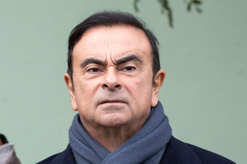 Renault shares tank as CEO Ghosn under fire
