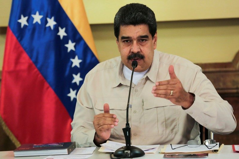 'US preparing to add Venezuela to list of terror sponsors'